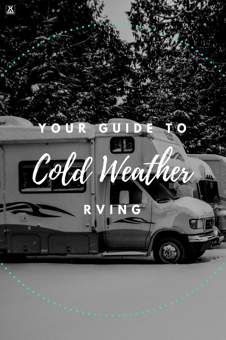 RV in cold weather with this guide.