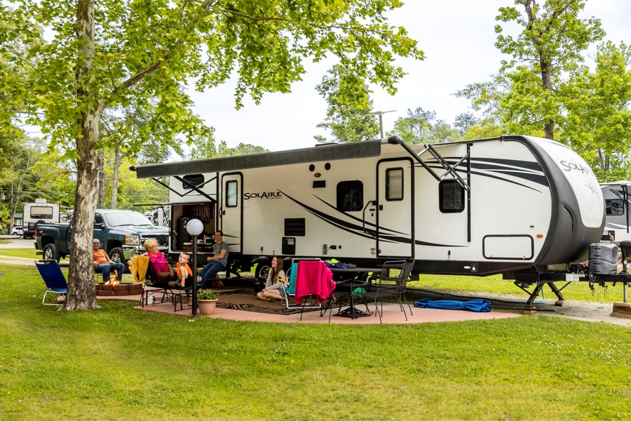 Consider Renting Your RV