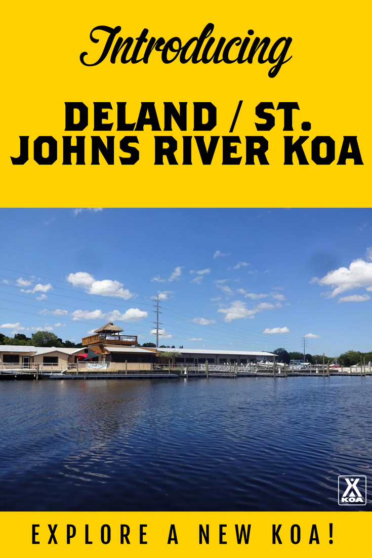 Restaurant St Johns River Deland