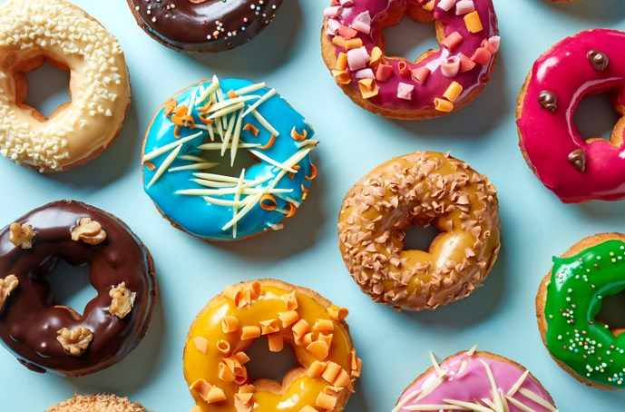 16 Over-The-Top Donut Shops Worth Traveling For | KOA Camping Blog