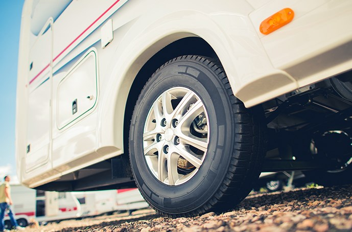 Extend Your RV Tire Life