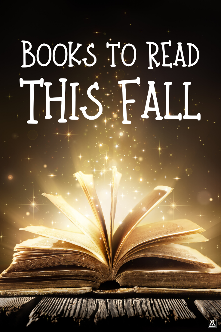 Looking for a good read? Here are some favorite books for fall. Pour a mug of cider or hot chocolate, light the fire, and crack open one of our favorite books to read when the weather gets cold.