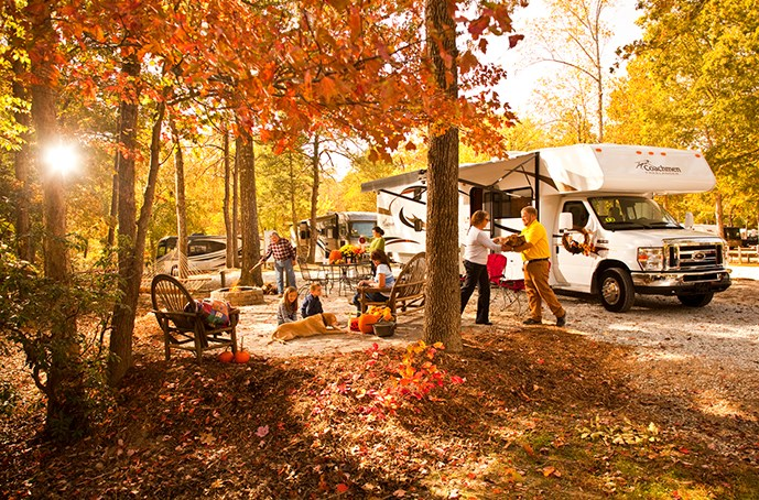 Fall Camping Tips What To Pack For A Fall Camping Trip