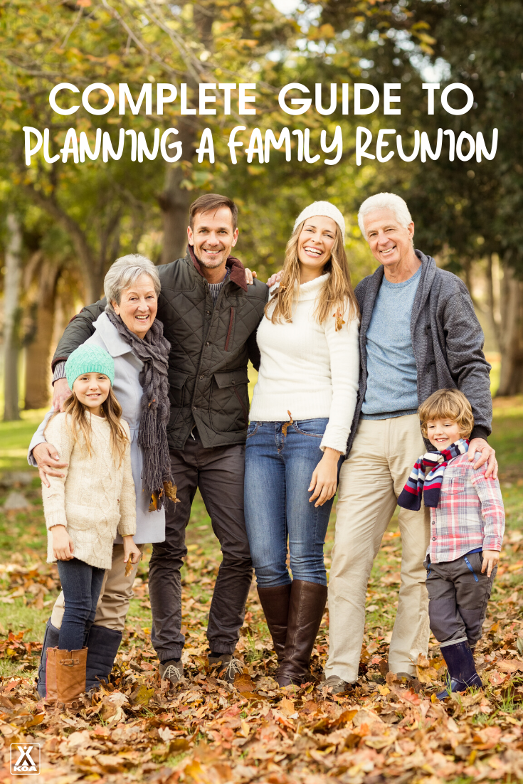 Learn more about how to plan the perfect family reunion, including everything from how to pick the perfect venue to planning a menu to reunion activity ideas!