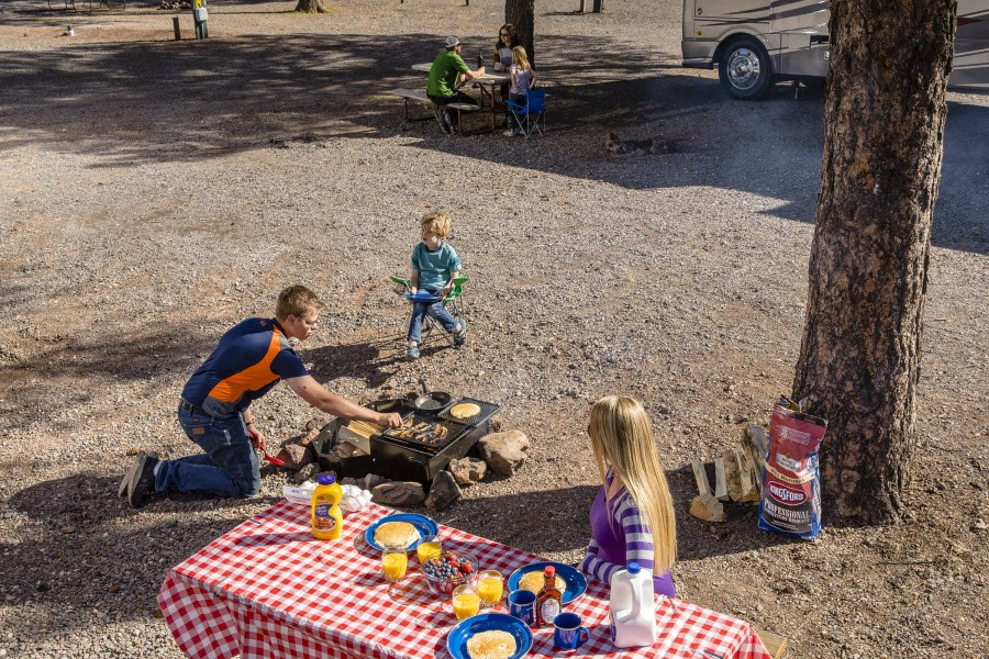 Pack Tips for RV Families