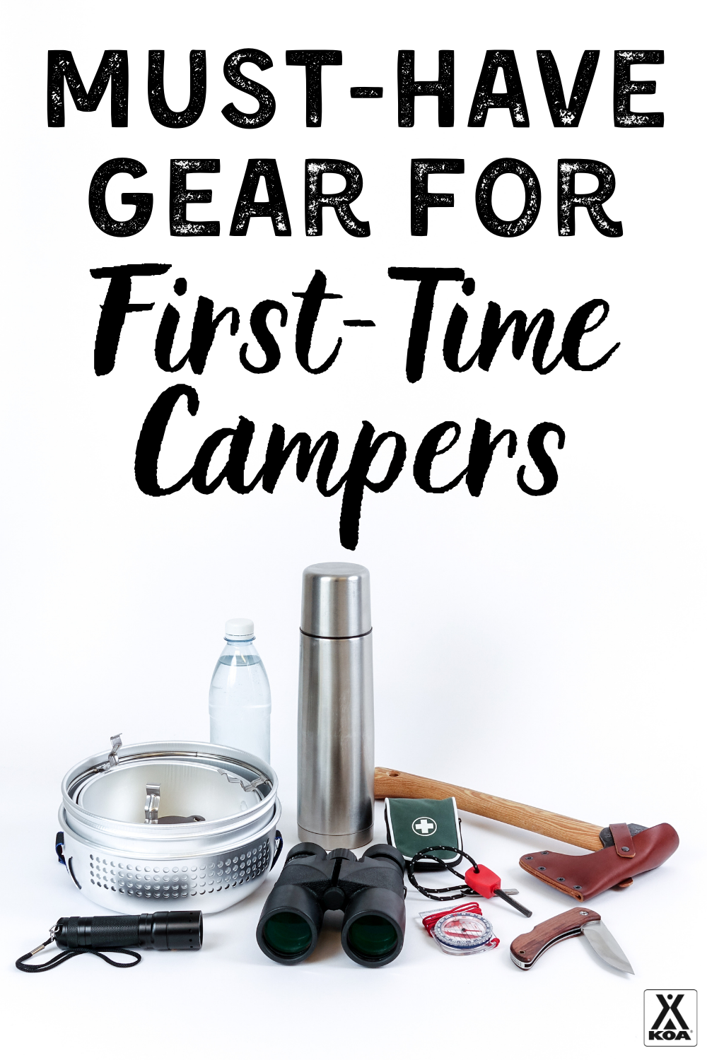 One of those most daunting parts of your first camping trip is what to bring. If you're looking to embark on your first camping trip this year, here is the must-have gear you'll need to get started.