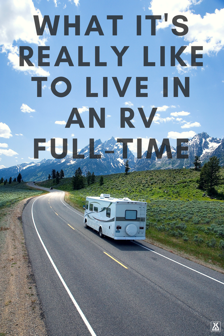 What It'S Really Like To Live In An RV Full-Time