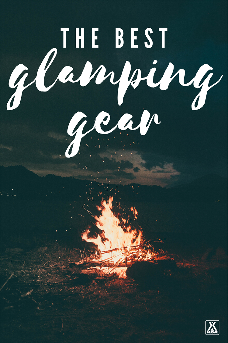 Turn any camping trip into a glamping adventure with these gear finds. From gourmet cookware to little luxuries, these items will elevate your next camping trip.