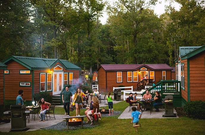 Take Your Family On A Glamping Trip