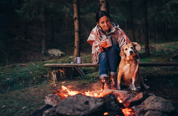 Top Tips for Your First Solo Camping Trip   How to Camp Alone   KOA Camping  Blog