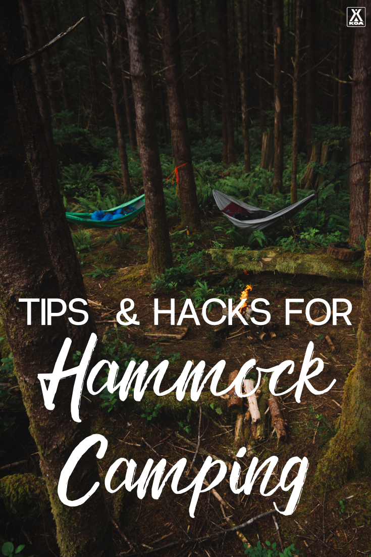 Your comprehensive guide to the benefits & drawbacks of hammock camping, tips for beginners, how to choose the right hammock for camping & more!