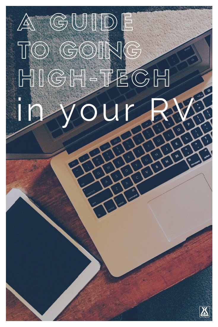 Your Guide to High-Tech RVing