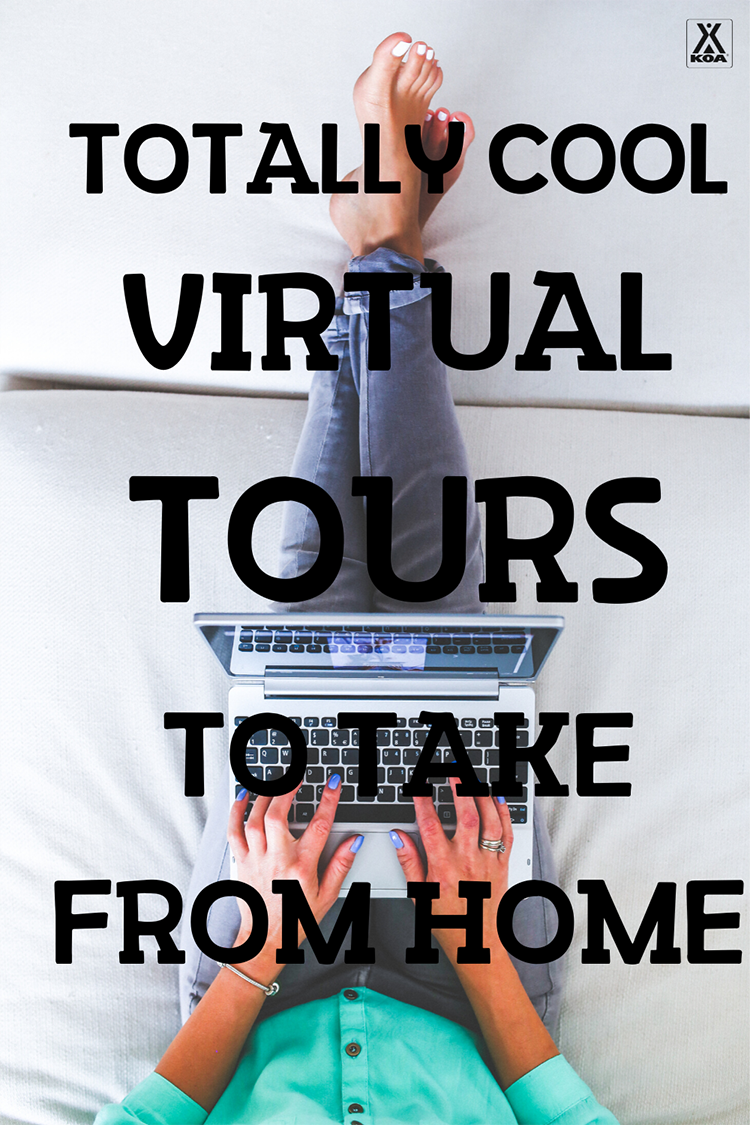 Staying at home doesn't have to mean not seeing the world. Check out a few of our favorite virtual tours you can take no matter where you are. From world-famous museums to nature's greatest wonders there's something for everyone!