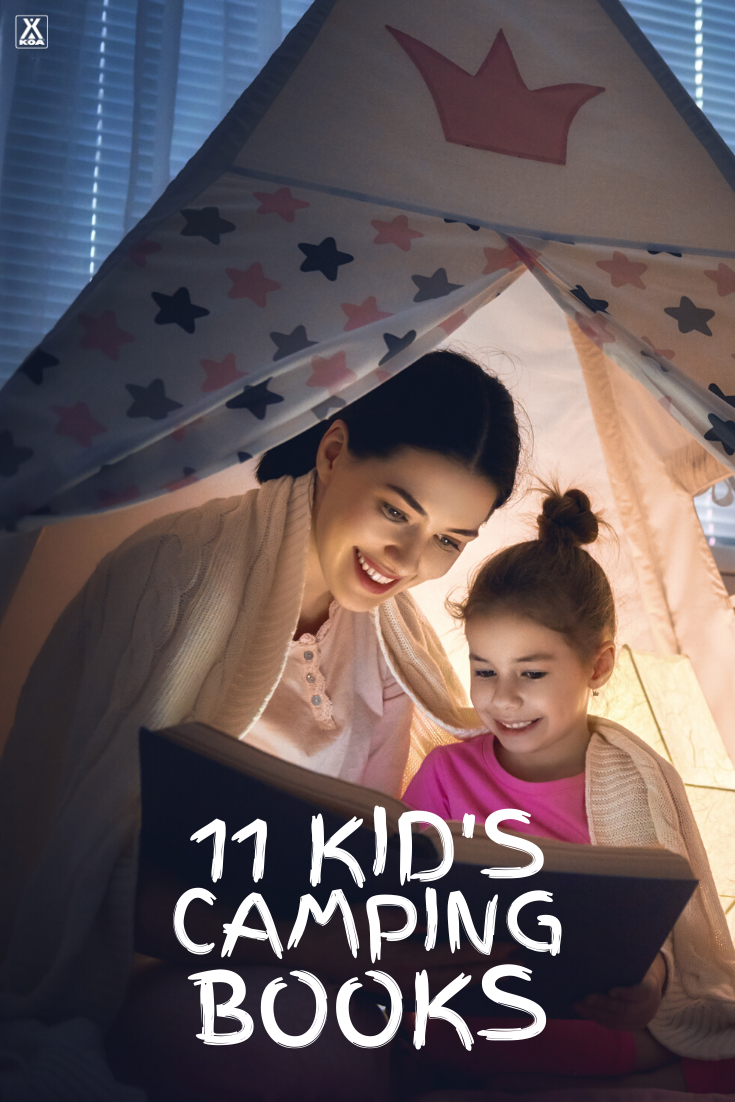 "From classics starring Little Critter and Curious George to newer stories like ""Goodnight Campsite"" and ""Brave Little Camper,"" here are a few highly recommended books about camping to add to your library."