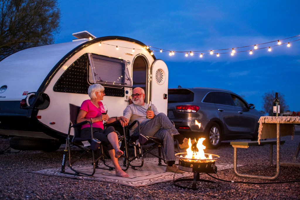 Christmas In July Camping Ideas.20 Creative Ways To Make Your Campsite Feel Like Home Koa
