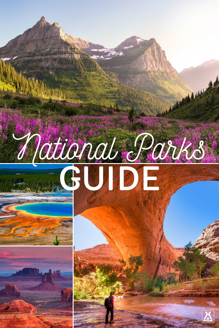 Learn everything you need to know about visiting our national parks with this guide. #nationalparks #findyourpark