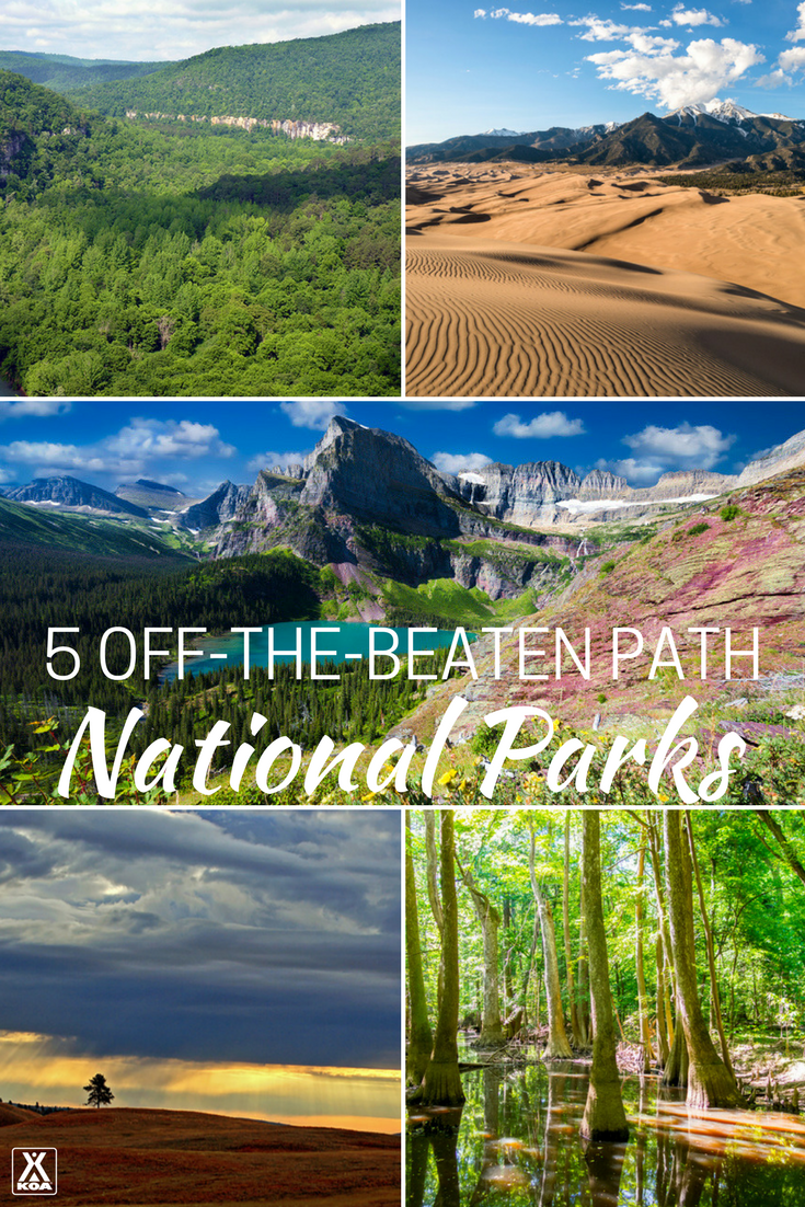 Visit these Cool National Parks