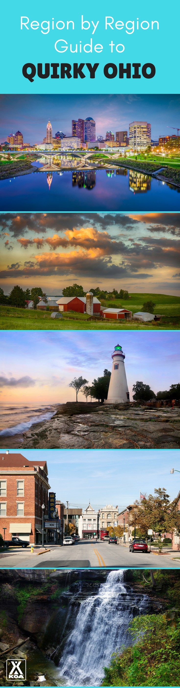Check out these fun Ohio destinations.