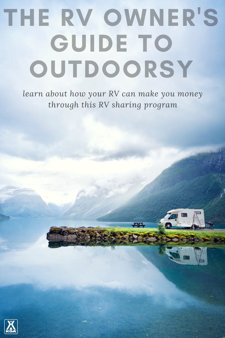 Make money renting your RV!