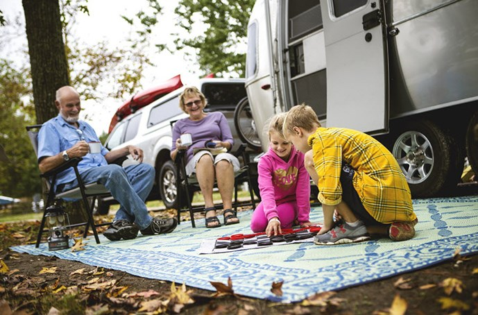 Packing Your RV For Your Family