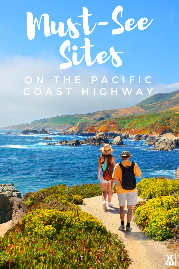 Check out these awesome Pacific Coast Highway sites.