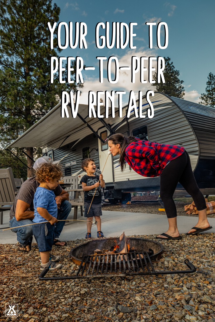 Whether you're thinking about renting out your adorable teardrop trailer, or are considering renting a Class A motorhome from another individual, here's what you need to know about peer-to-peer RV rentals.
