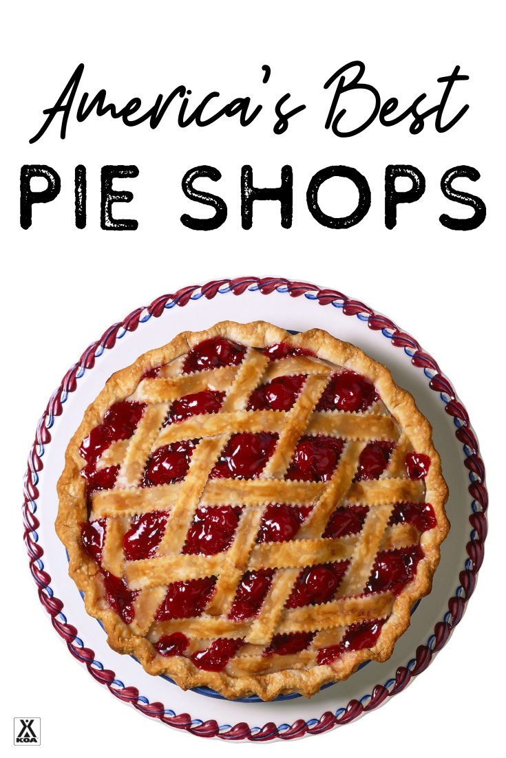 We can't lie, we love pie! See our list of America's 9 best pie shops from coast to coast. Whether you love fruit, custard or cream, these are the pie shops you need to visit.