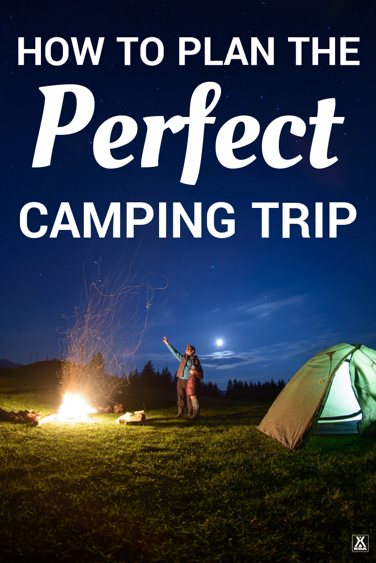 Plan the most perfect camping trip ever based on your unique needs. #camping #camp #campinghacks