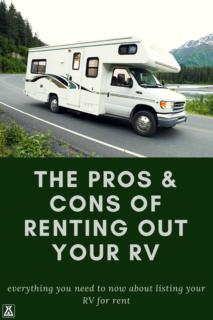 Here's what you need to know about listing your RV for rent