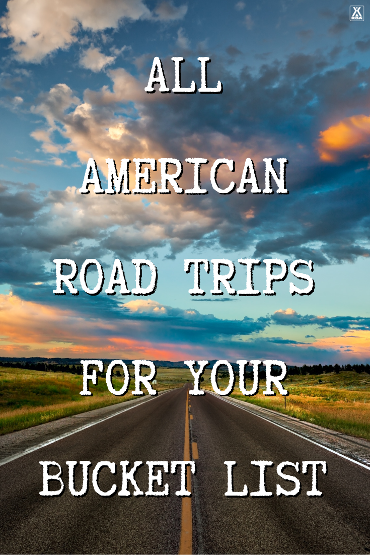 We are still in the process of validating the entries. We will select a winner on or about June 10 and announce it officially in a few weeks. Thanks for entering and Hit the road and experience some of America's best road trips with this list. Whether you're looking for coastal cruising or mountain switchbacks, this list of bucket list road trips has something for every traveler.good luck!