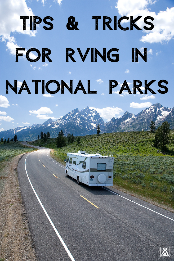 American's National Parks feature some of the most beautiful scenery in the country—and with an RV, you can roll right up and make your home base in or near the park itself, with all the comforts of home right there with you.