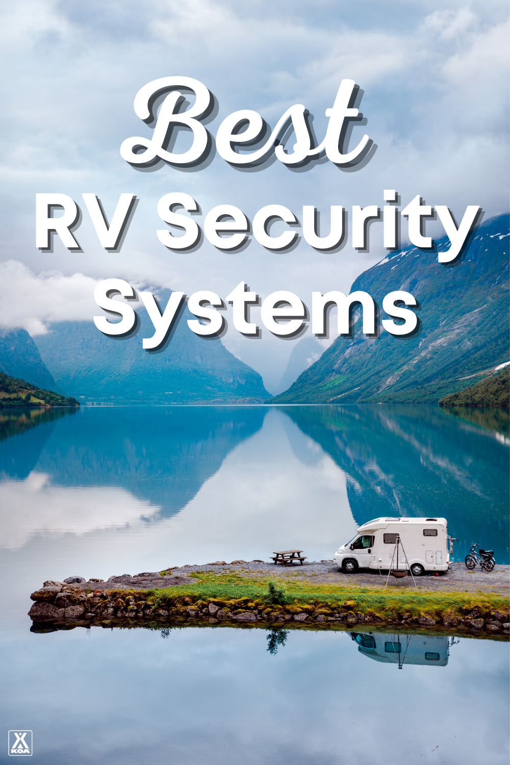 While it might not be top of mind when getting outdoors, security is something you should consider for your RV. Here are seven best-selling security systems recommended by RVers and security experts.