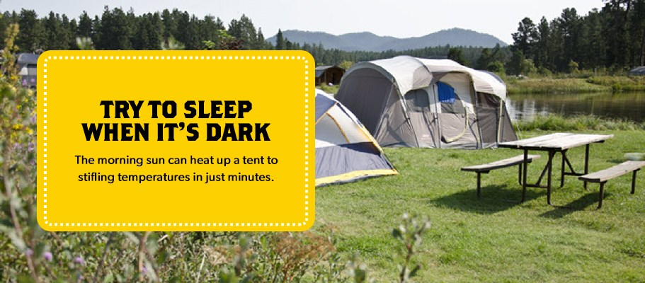 Tips for Staying Cool On Summer Camping Trips   KOA   KOA