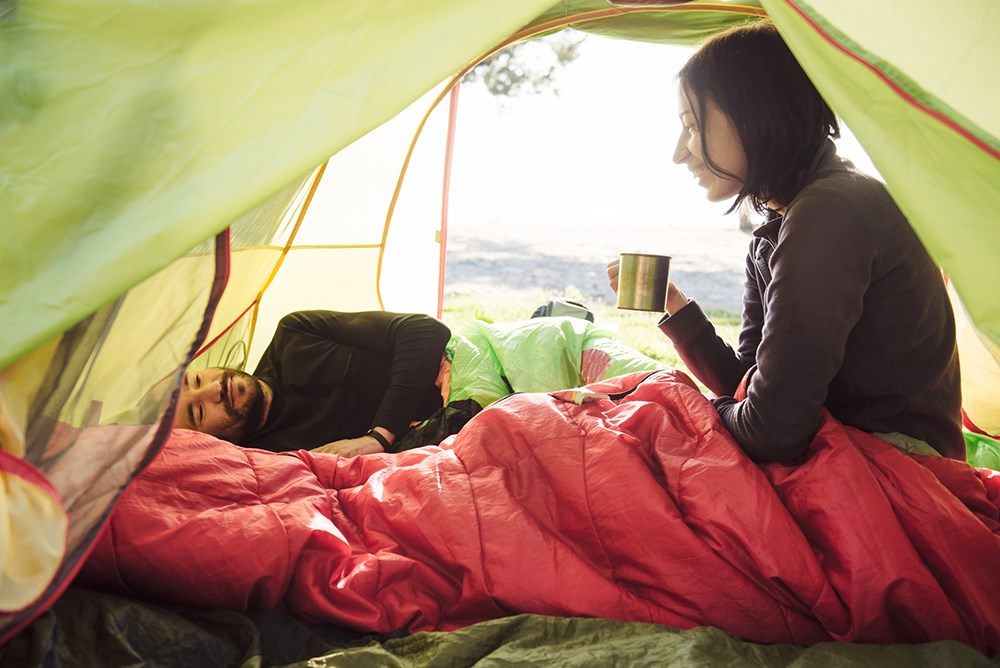 Expert Tips for Making Tent Camping More Comfortable | KOA Camping Blog
