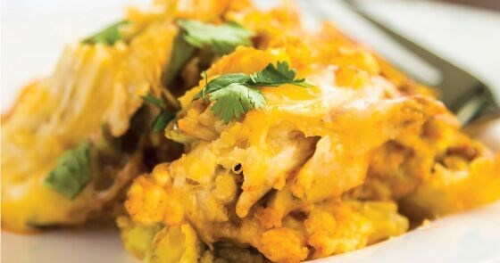 Slow Cooker Chile Relleno