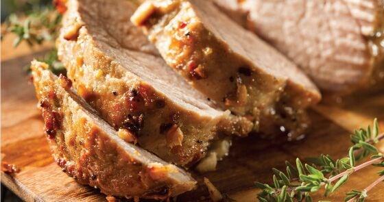 Balsamic Pork Loin