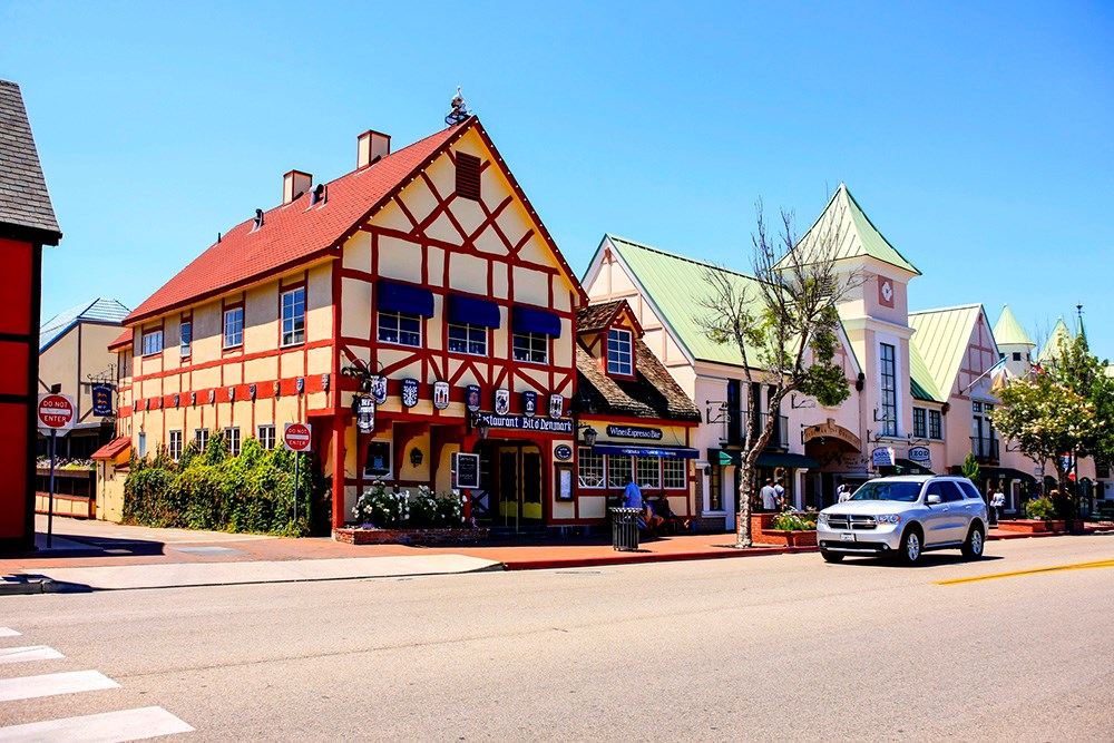 Solvang in California