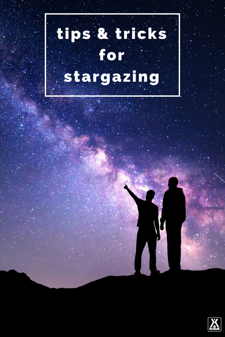 Use these tips for the best stargazing