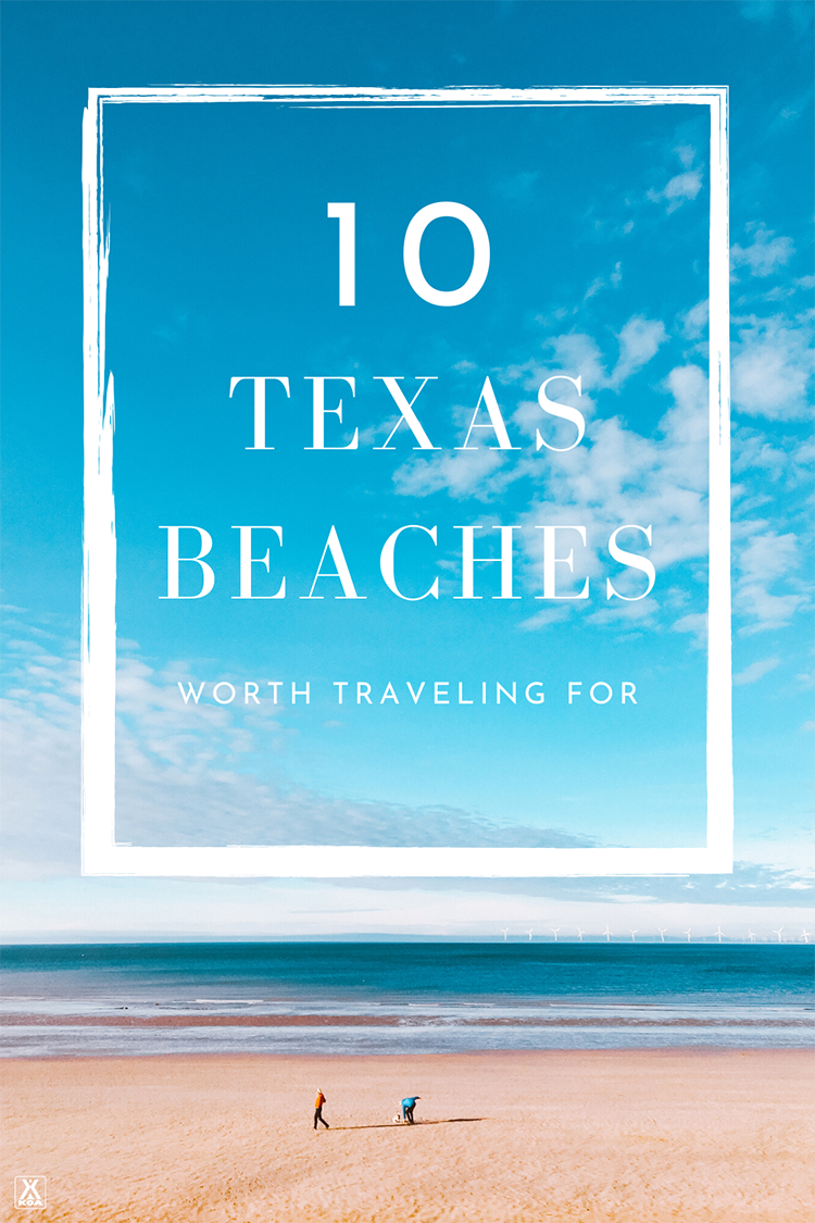 Planning a beach trip to Texas? We have all the information you need, from a list of the top Texas family beaches to the best time of year to visit. Read more here!