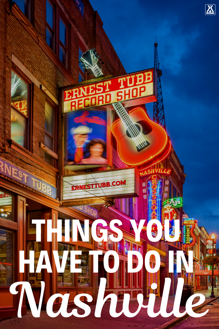 Don't miss these awesome things to do in Nashville, Tennessee. #nashville