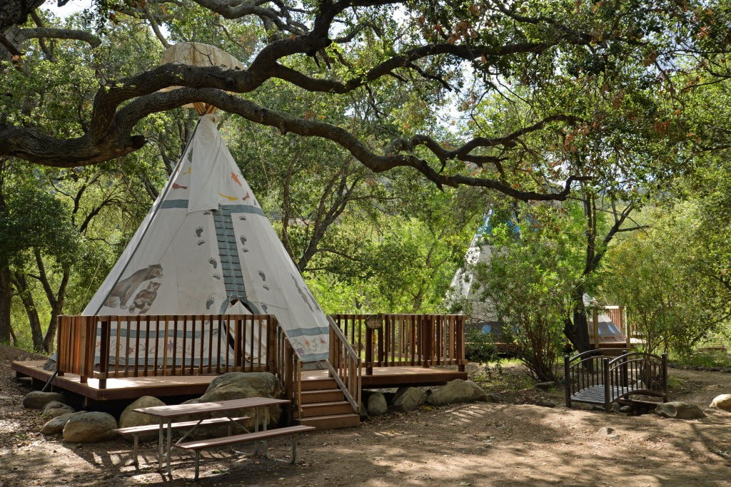 Experience A Fun Twist On Camping At These Unique