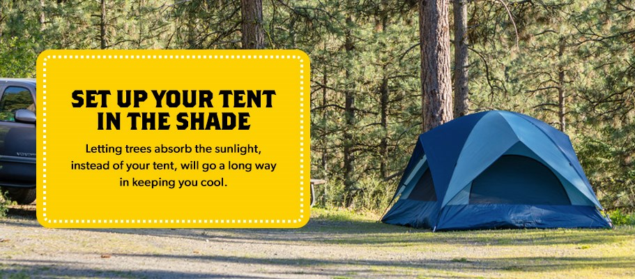 Tips for Staying Cool On Summer Camping Trips | KOA | KOA