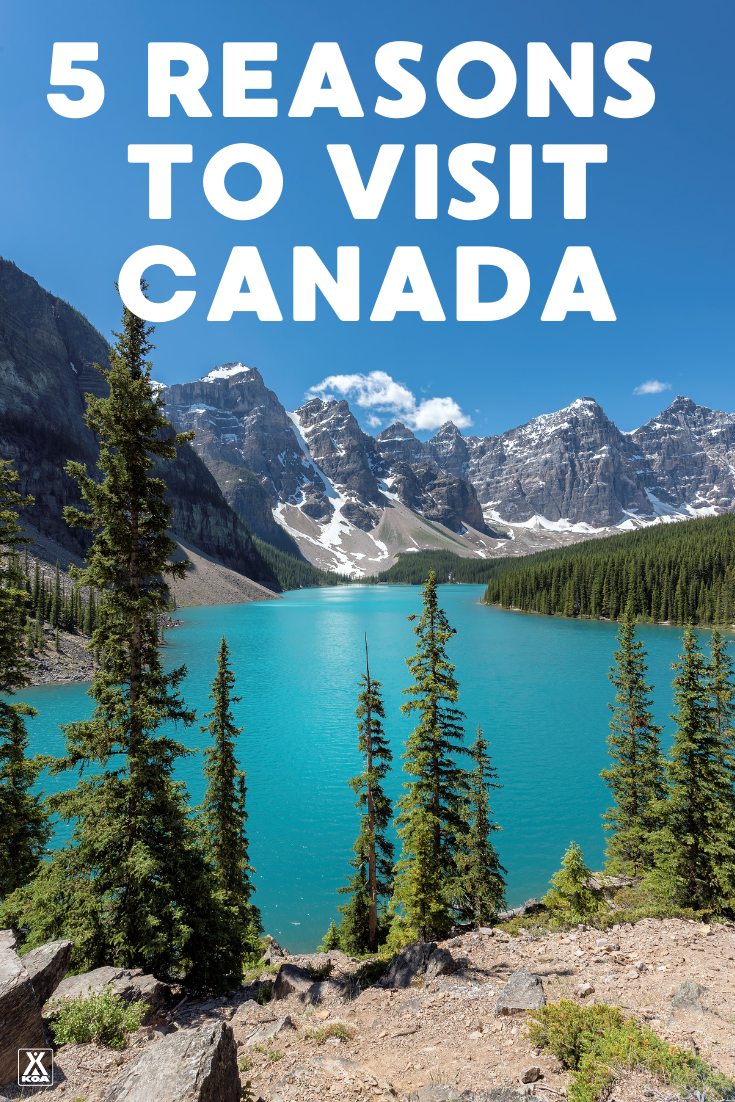 If you haven't planned a trip to Canada yet, you definitely need to add it to your list. From tasty cuisine to unique and stunning landscapes, Canada offers a whole new set of adventures for travelers.