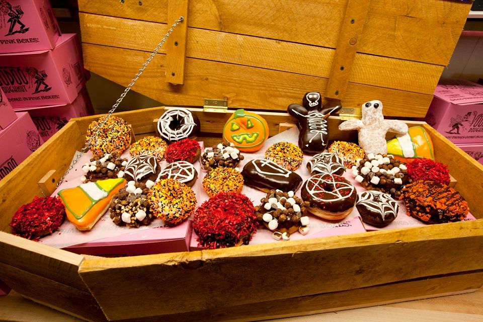 16 Over-The-Top Donut Shops Worth Traveling For   KOA
