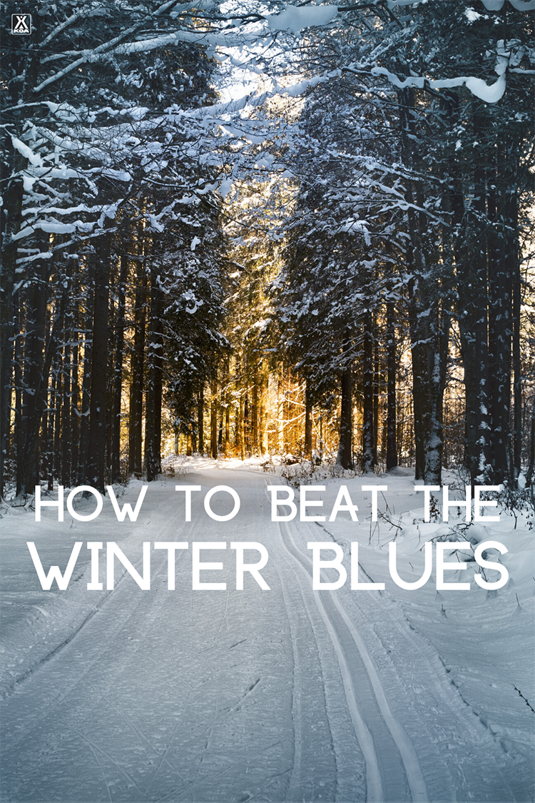 "When the weather turns colder and days get shorter people often experience the ""winter blues."" Check out these tips & ideas for how to beat the winter blues this season!"