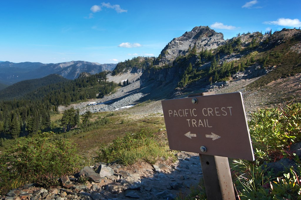 Welcome to all PCT Hikers