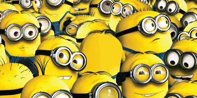 Despicable Minion Weekend