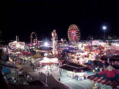The New Mexico State Fair
