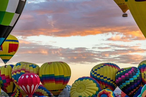 The International Balloon Fiesta - October 5-13, 2019