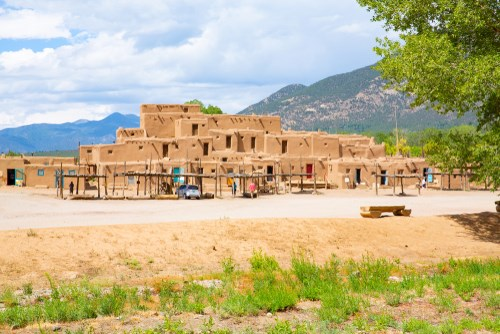 The Indian Pueblo Cultural Center